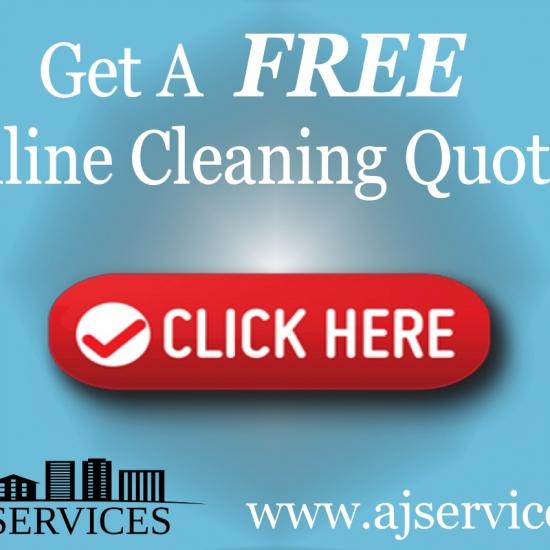 Commercial, Janitorial Office Cleaning Services