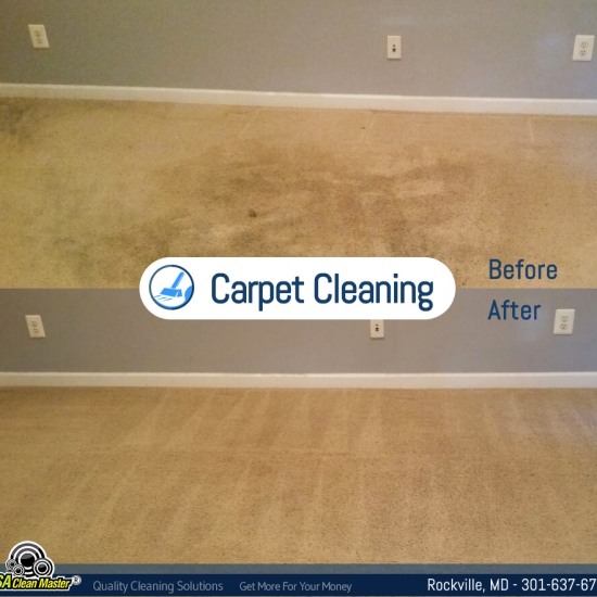 USA Clean Master: Maryland Carpet Cleaner