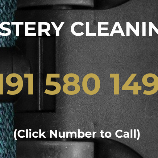 Carpet and Upholstery Cleaning Sunderland